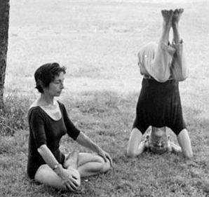 yoga per la terza eta ESCAPE='HTML'