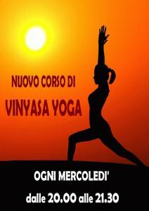 Vinyasa Yoga - nuovo corso