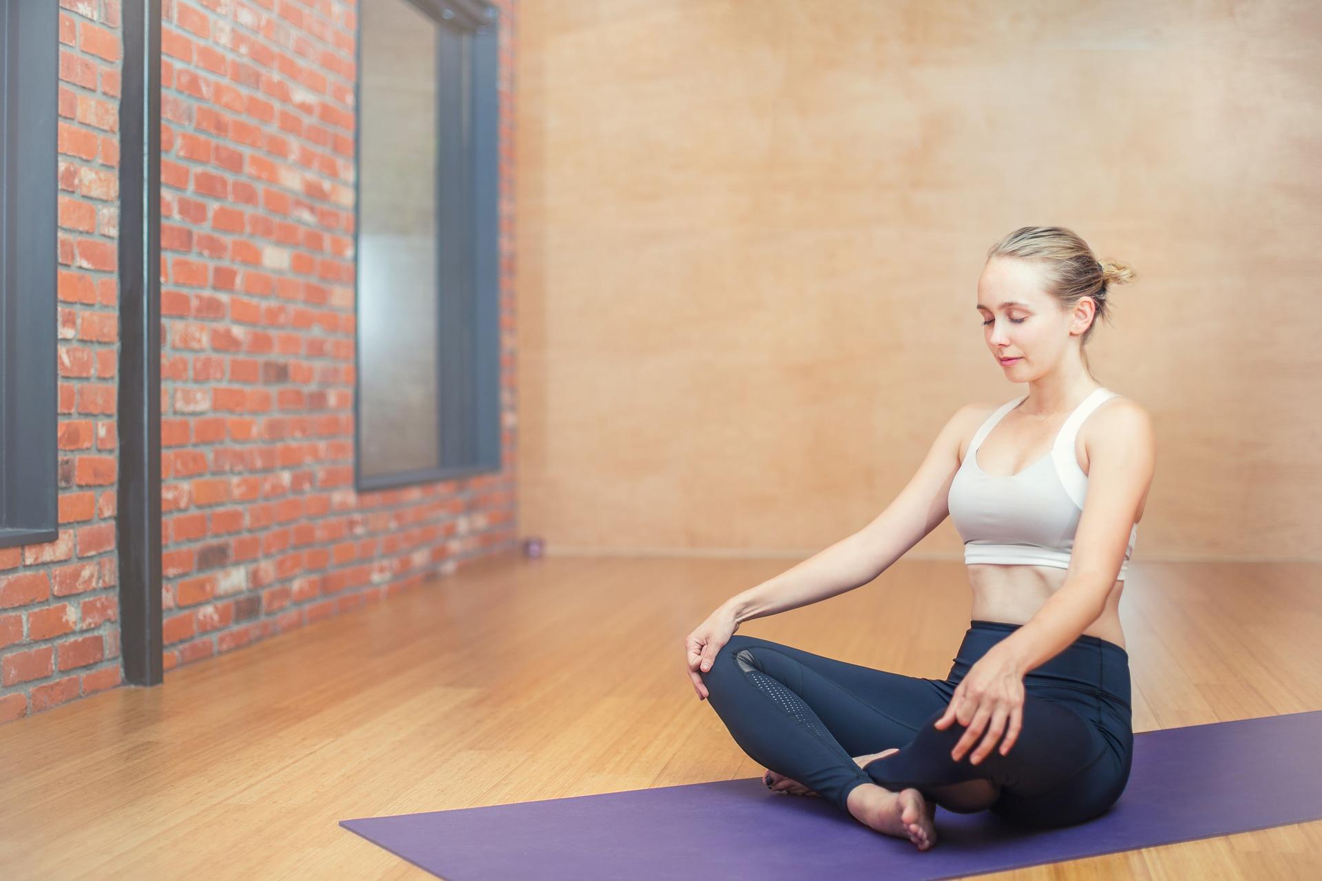 Raja Yoga - yoga della meditazione ESCAPE='HTML'